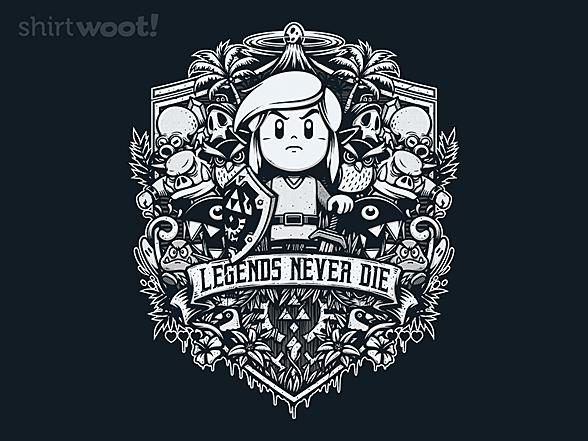 Woot!: Legendary