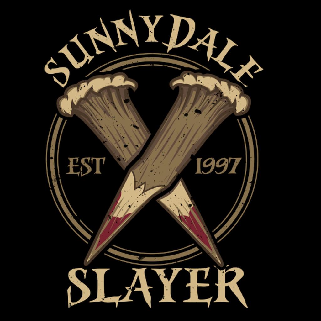 NeatoShop: Sunnydale Slayer