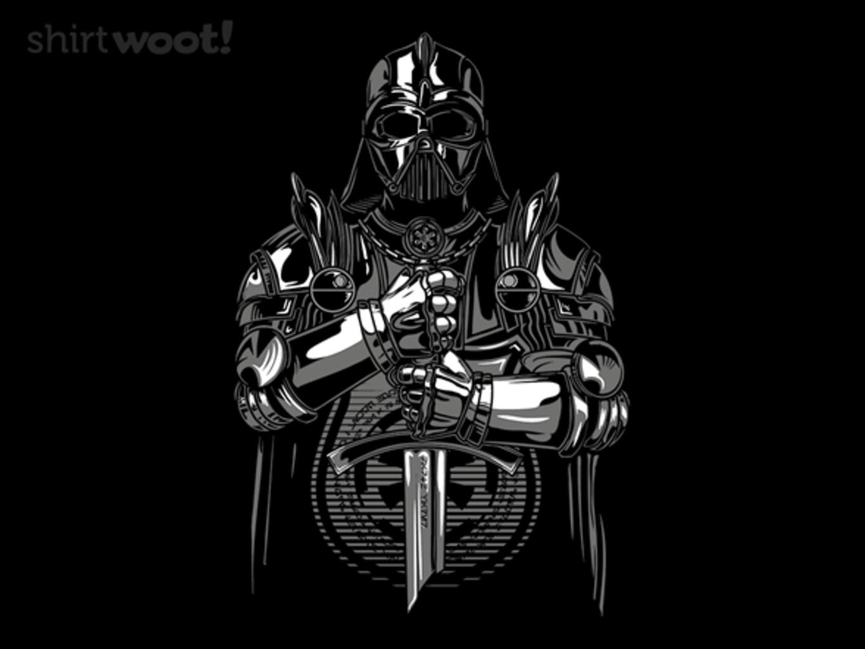 Woot!: Darth Knight