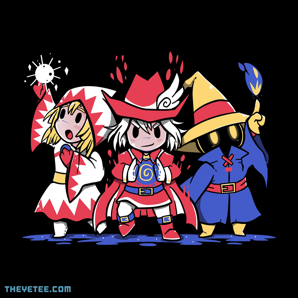 The Yetee: The Three Mages