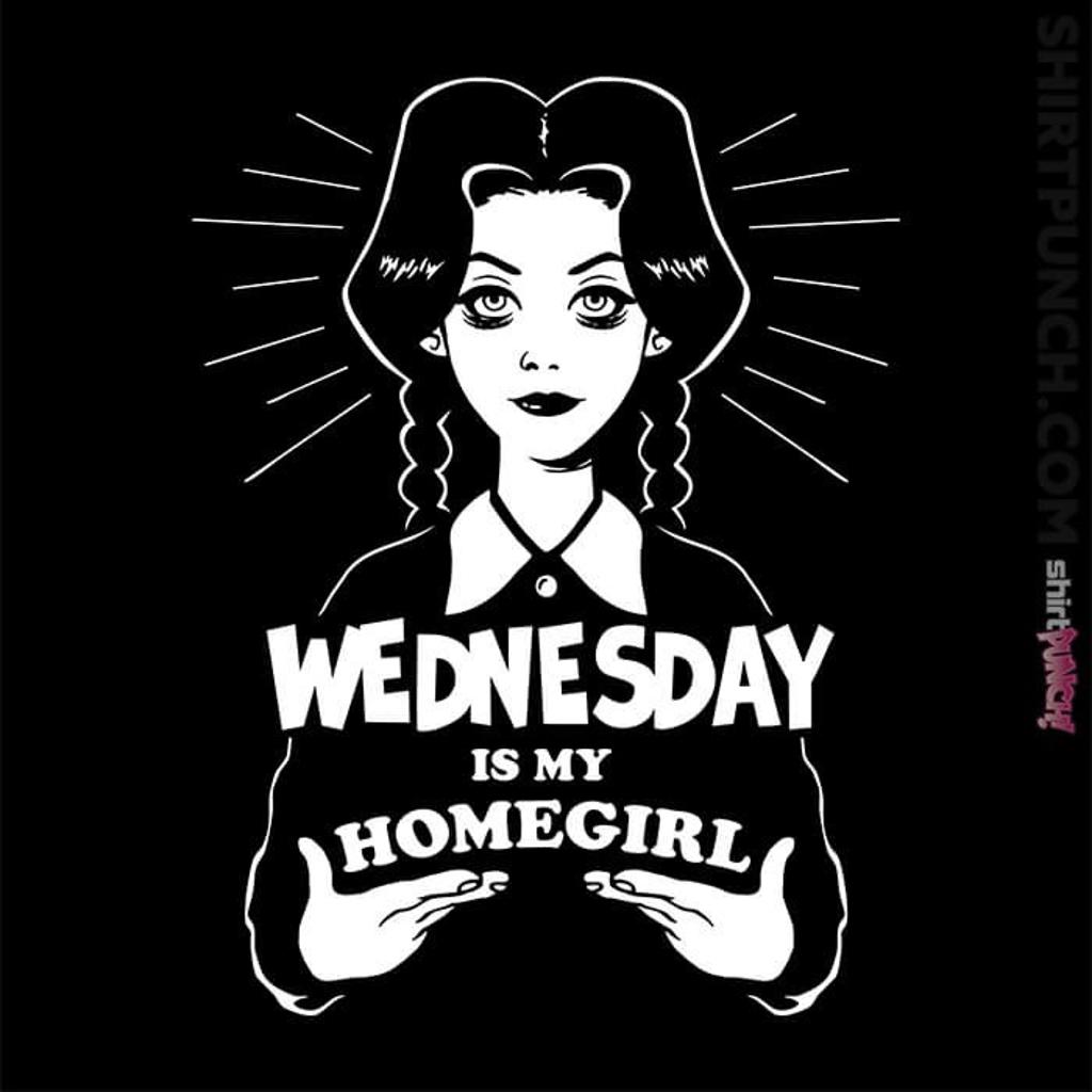 ShirtPunch: Homegirl