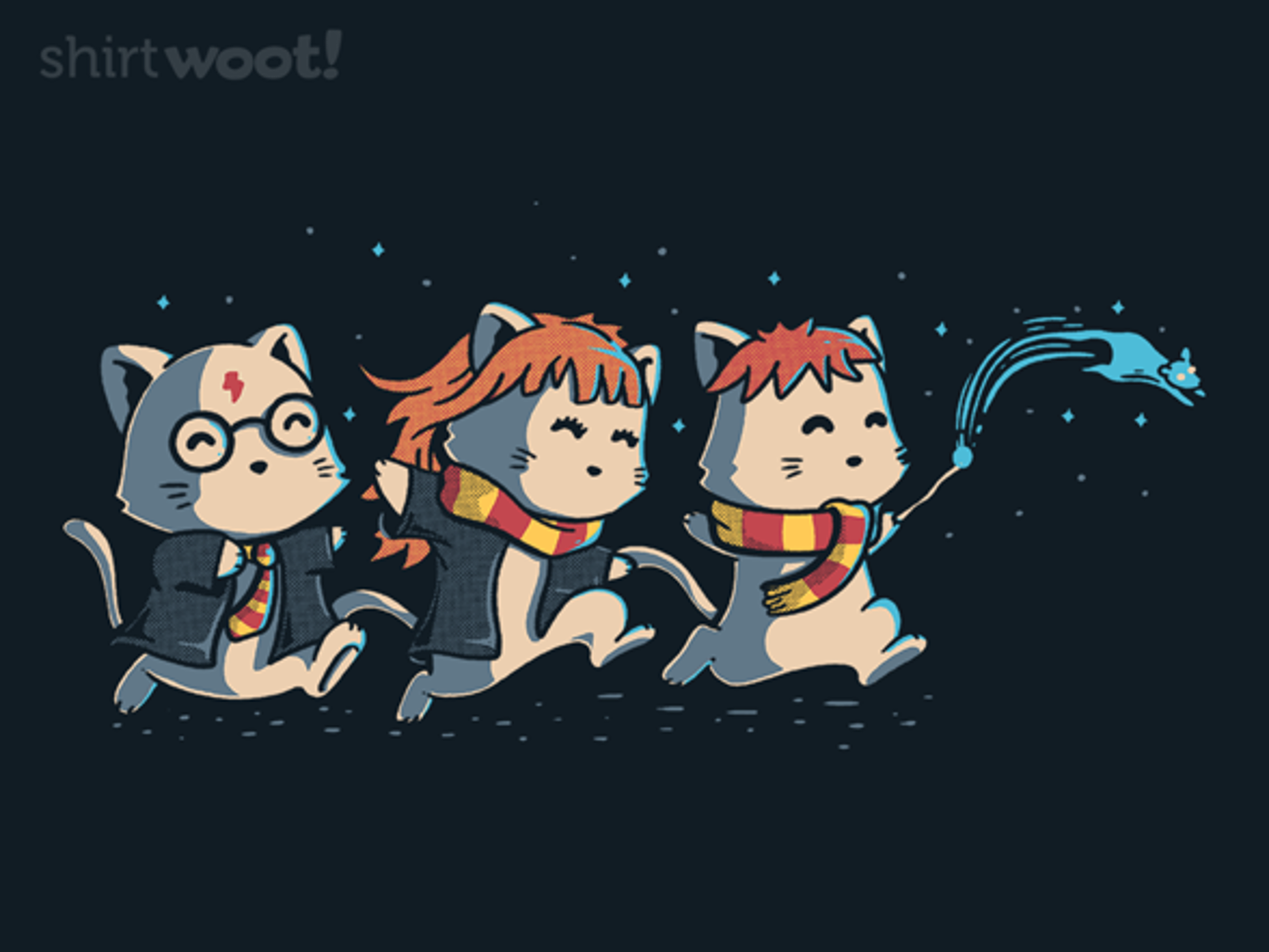 Woot!: Potter Cats