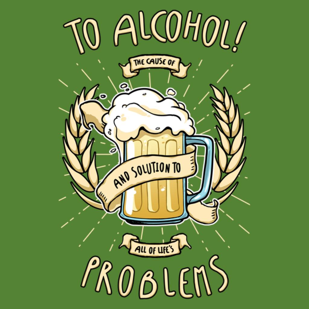 NeatoShop: To Alcohol!