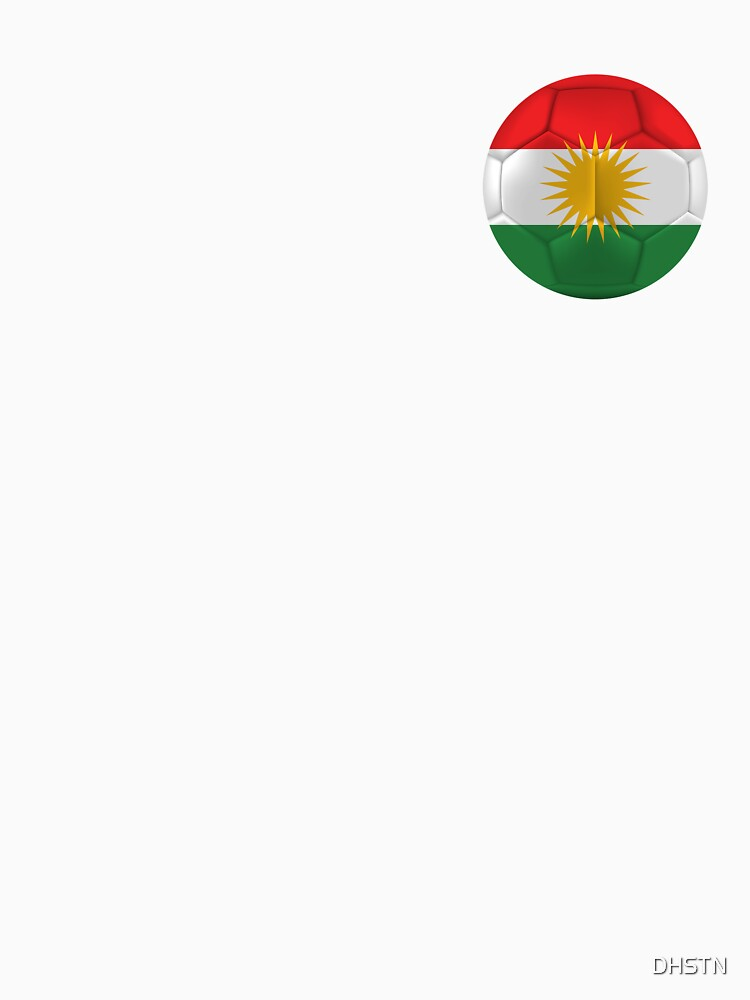 RedBubble: Kurdish Football