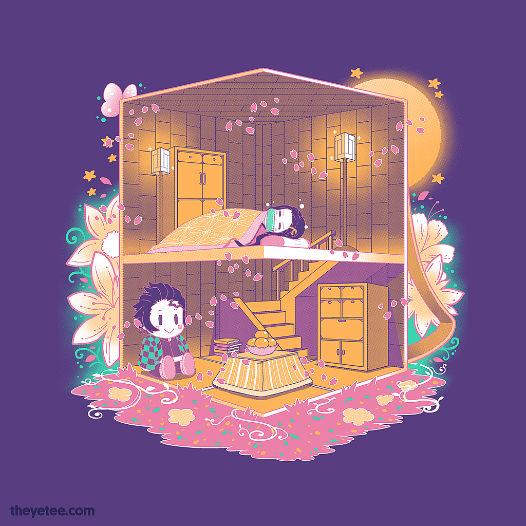 The Yetee: box house
