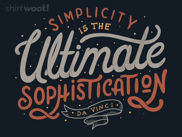 Woot!: The Ultimate Sophistication