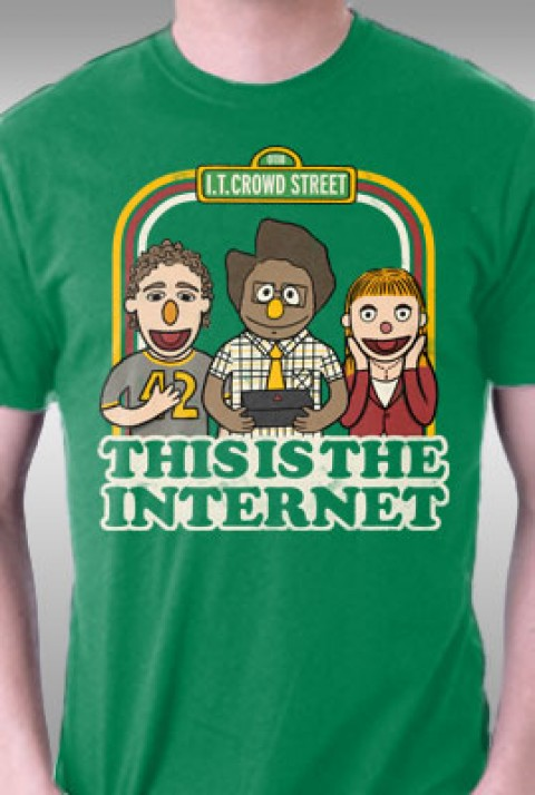 TeeFury: This is The Internet
