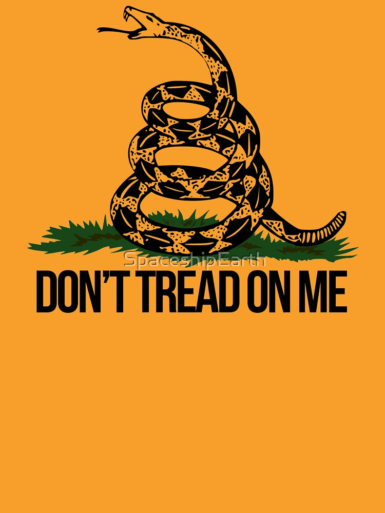 RedBubble: Don't Tread On Me