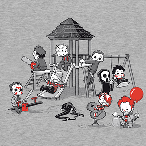TeeTee: Horror Park