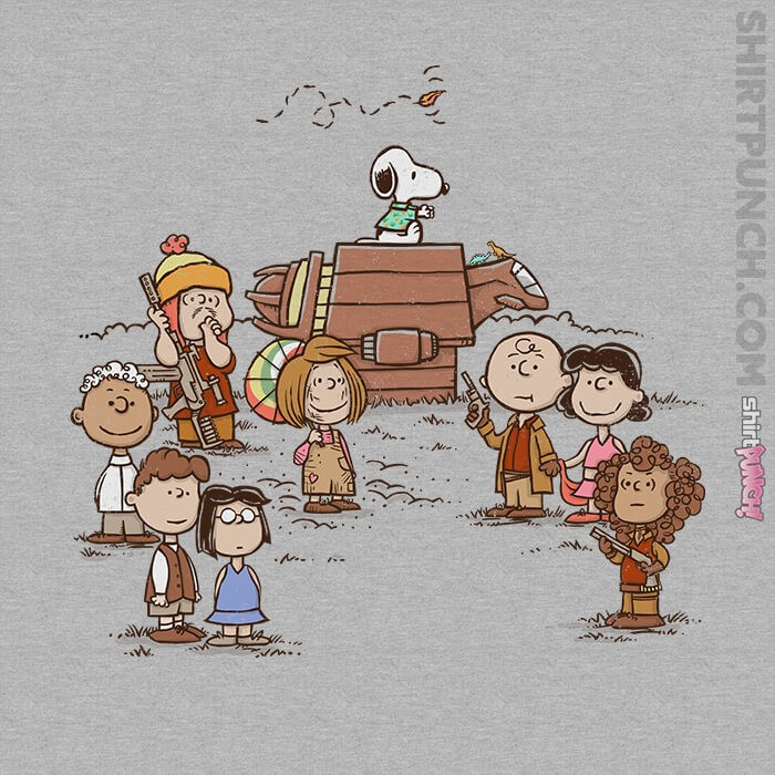 ShirtPunch: Snoopy Firefly