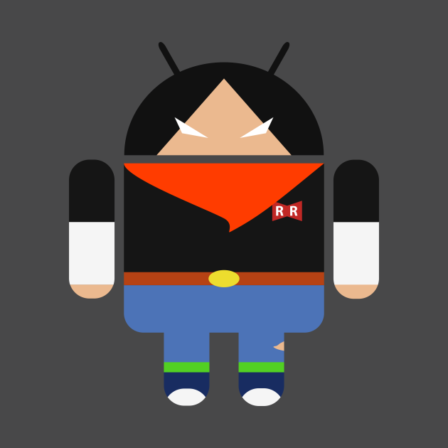 TeePublic: Android 17