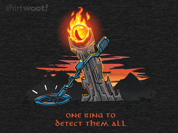 Woot!: One Ring To Detect Them All