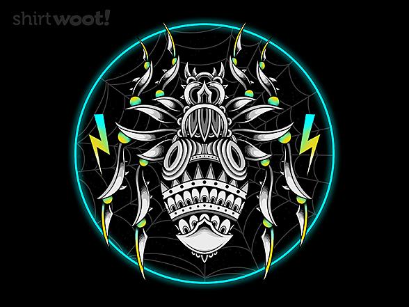 Woot!: Retrowave Spider