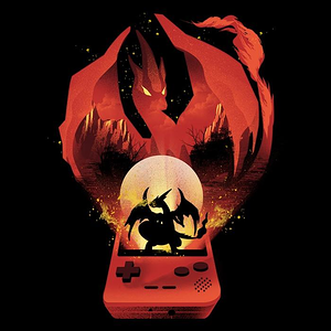 Once Upon a Tee: Red Pocket Gaming