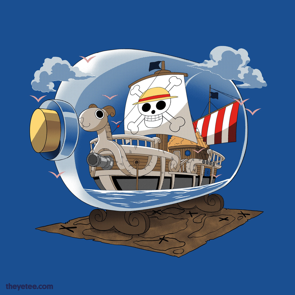 The Yetee: Adventure in a Bottle