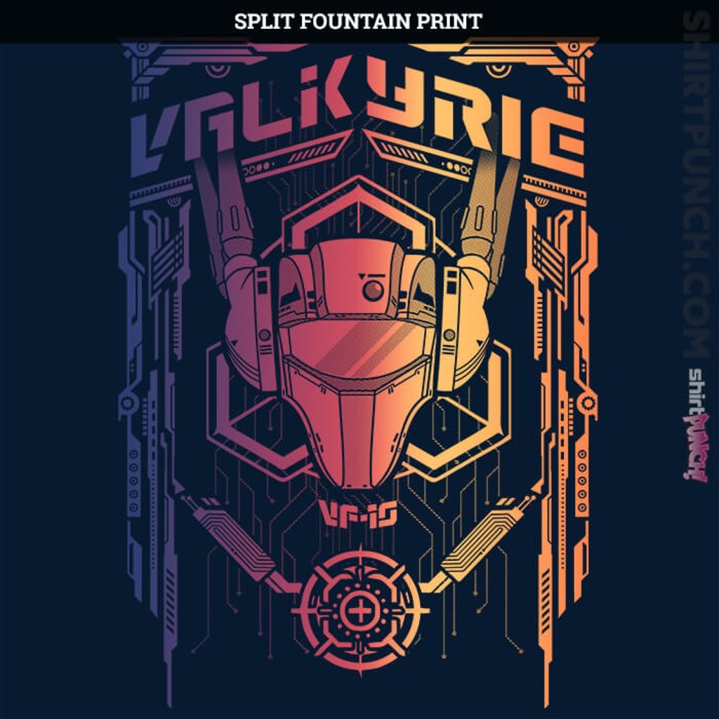 ShirtPunch: Macross Split