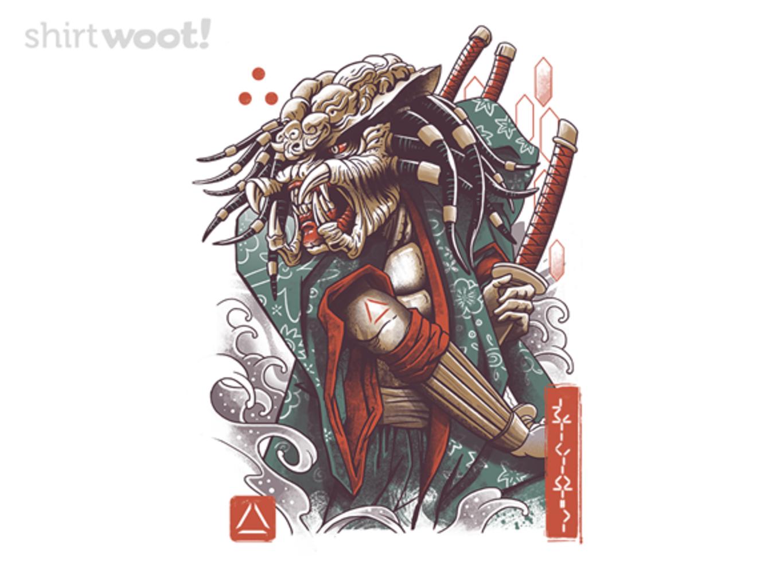 Woot!: Samurai Predator