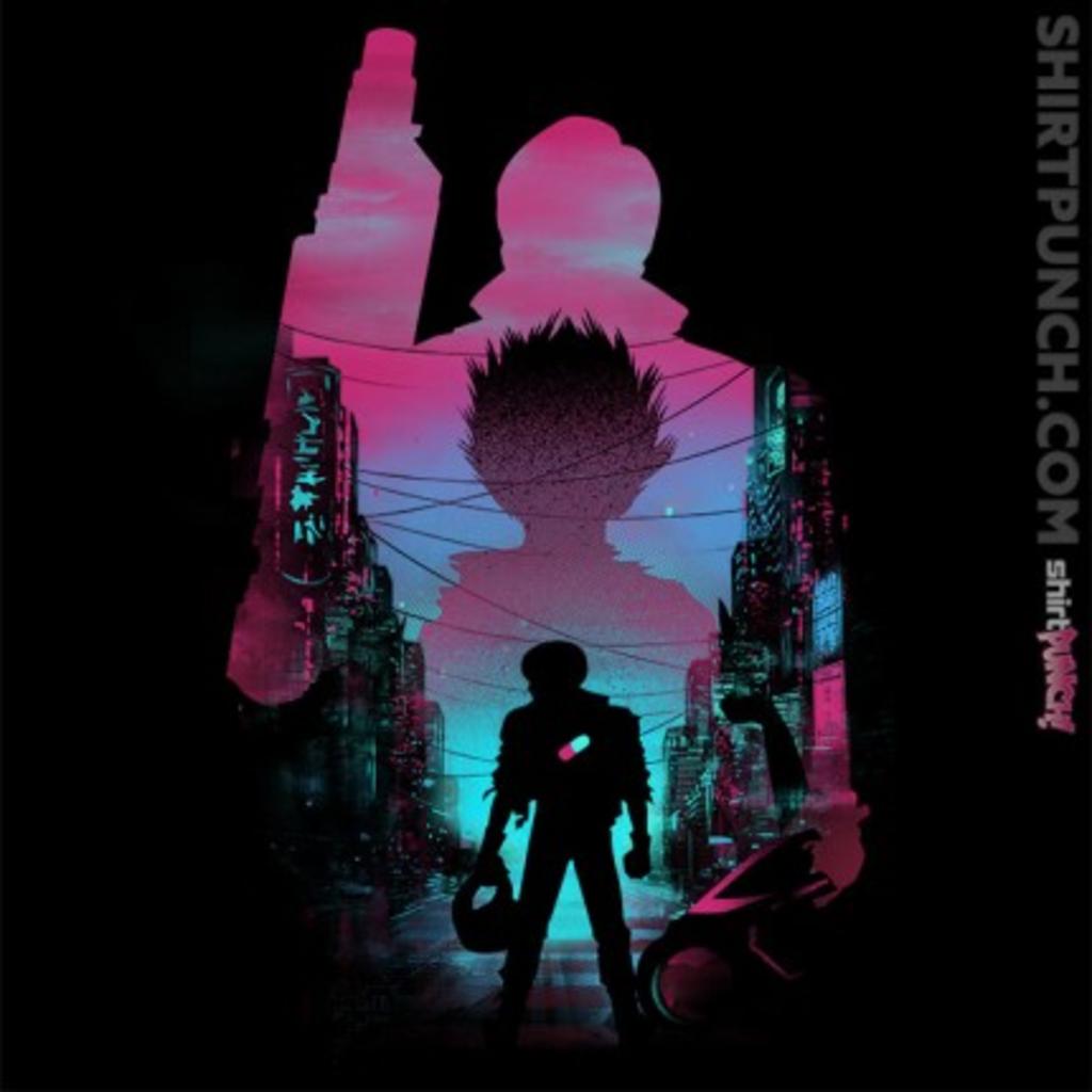 ShirtPunch: Neo Tokyo