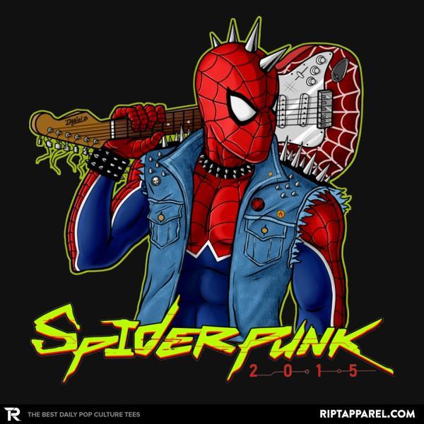 Ript: SpiderPunk 2015