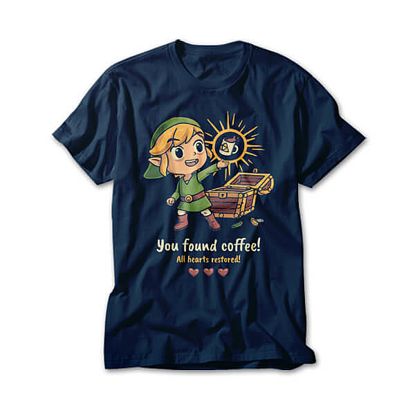 OtherTees: The Legendary Coffee