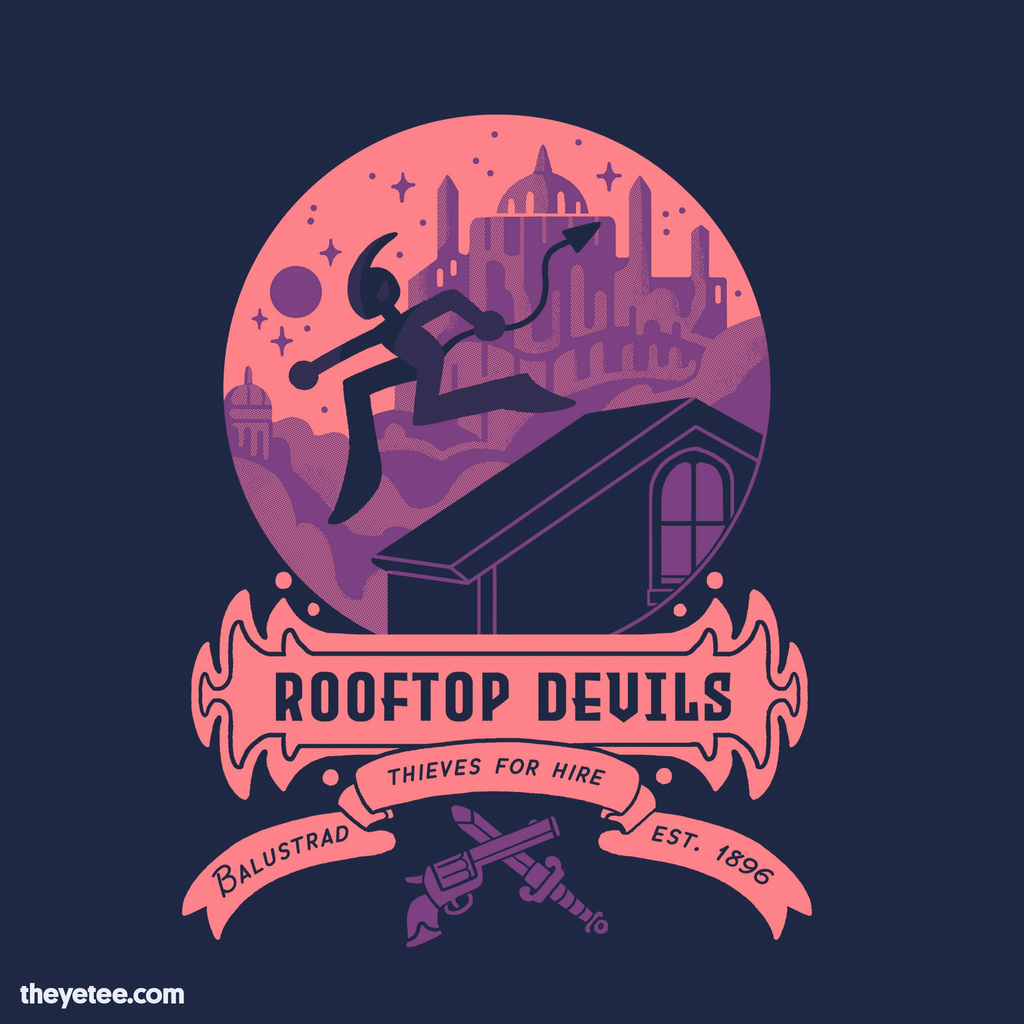 The Yetee: Thieves in the Night