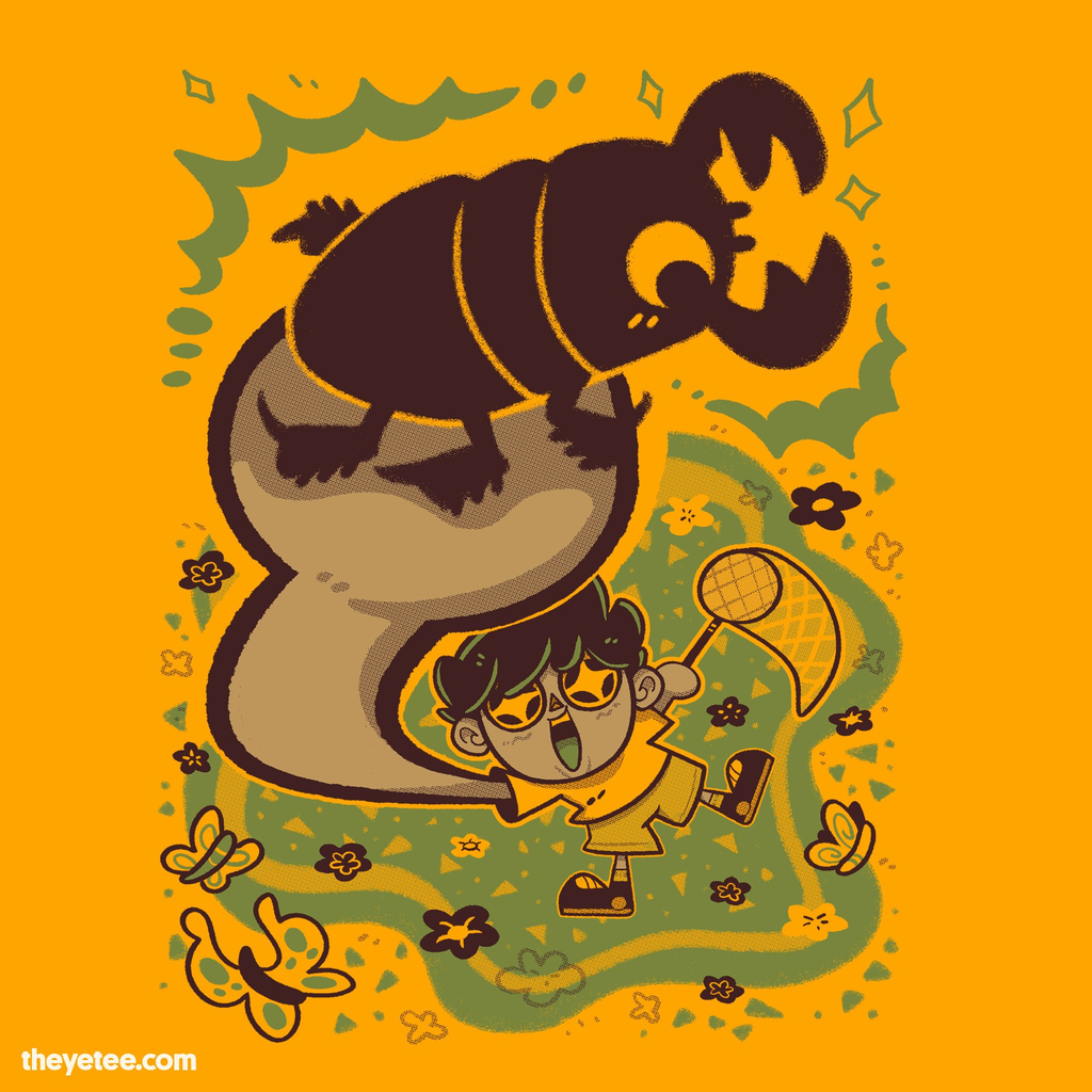 The Yetee: I LOVE BUGS!