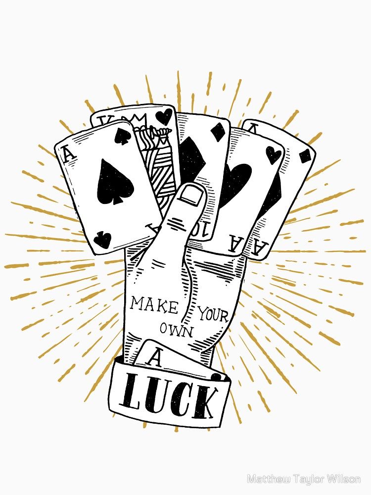RedBubble: make your own luck