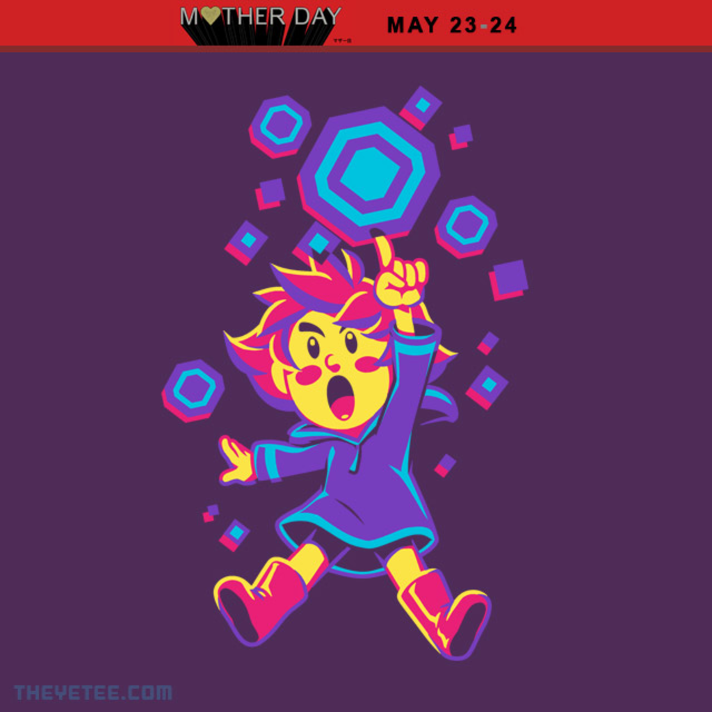 The Yetee: PK Freeze