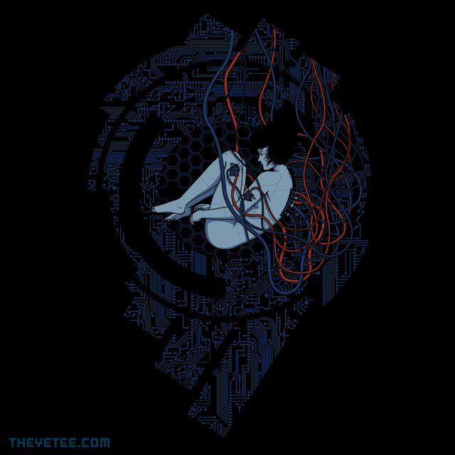 The Yetee: Wired Ghost