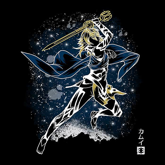 Once Upon a Tee: The Corrin