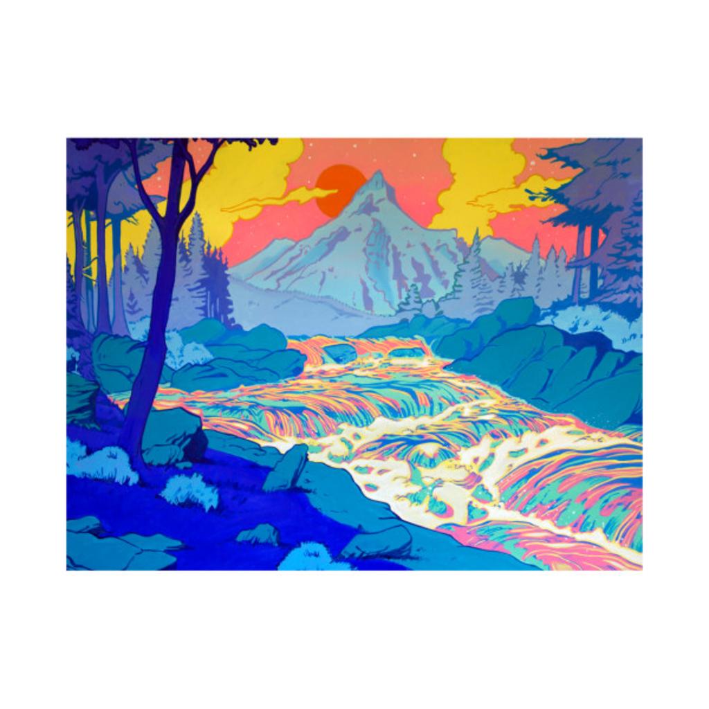 TeePublic: River