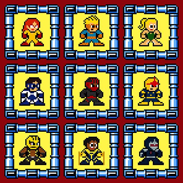 NeatoShop: New Teen Warriors
