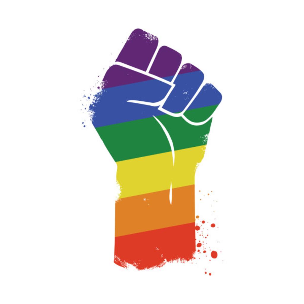 TeePublic: LGBT Resist Gay Pride Awareness T Shirt