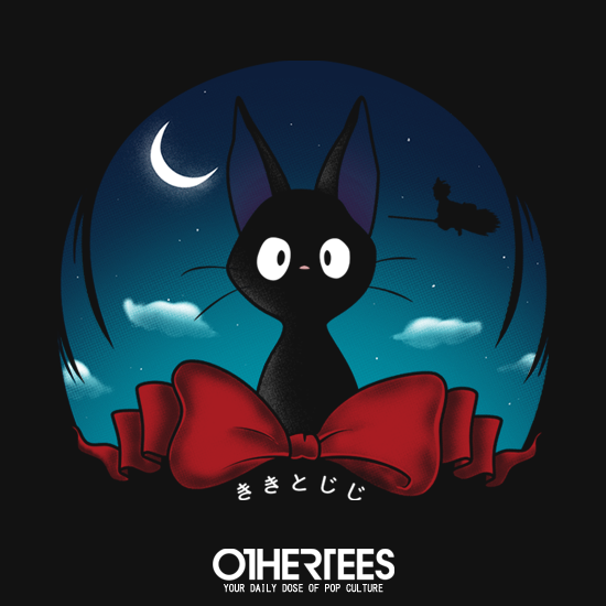 OtherTees: The Witch's Familiar