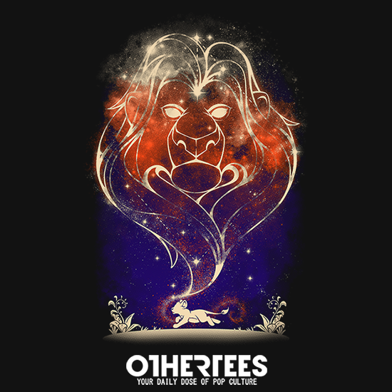 OtherTees: Starry Lost King