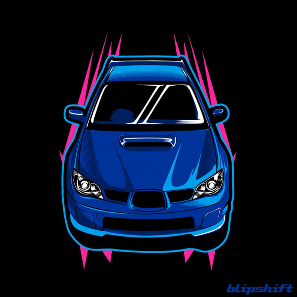 blipshift: All Wheel Dive