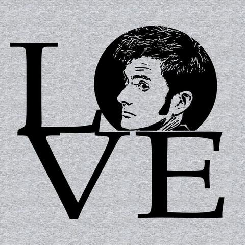 WhovianShirts: 10th Love