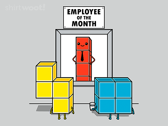 Woot!: Shape of the Month
