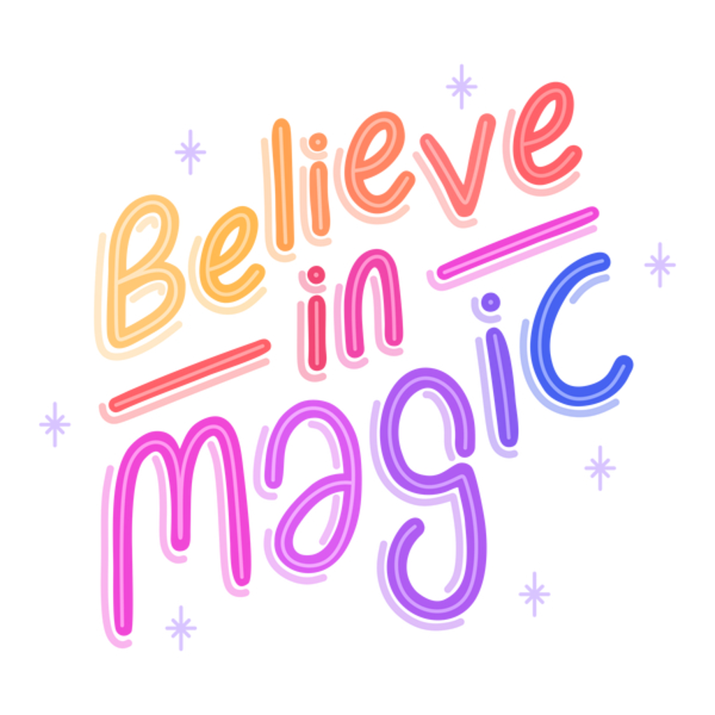 NeatoShop: Believe In Magic