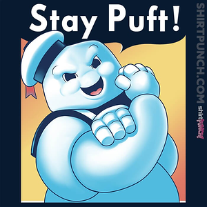 ShirtPunch: Stay Puft!