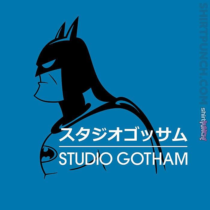 ShirtPunch: Studio Gotham