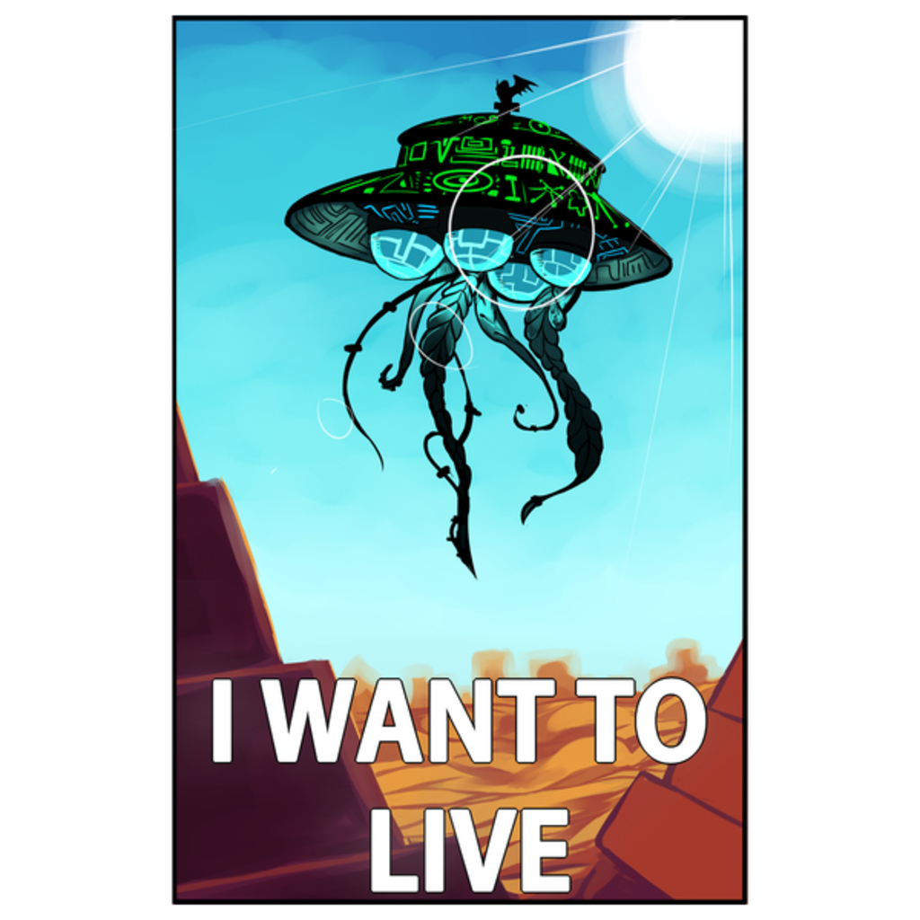 NeatoShop: I want to live