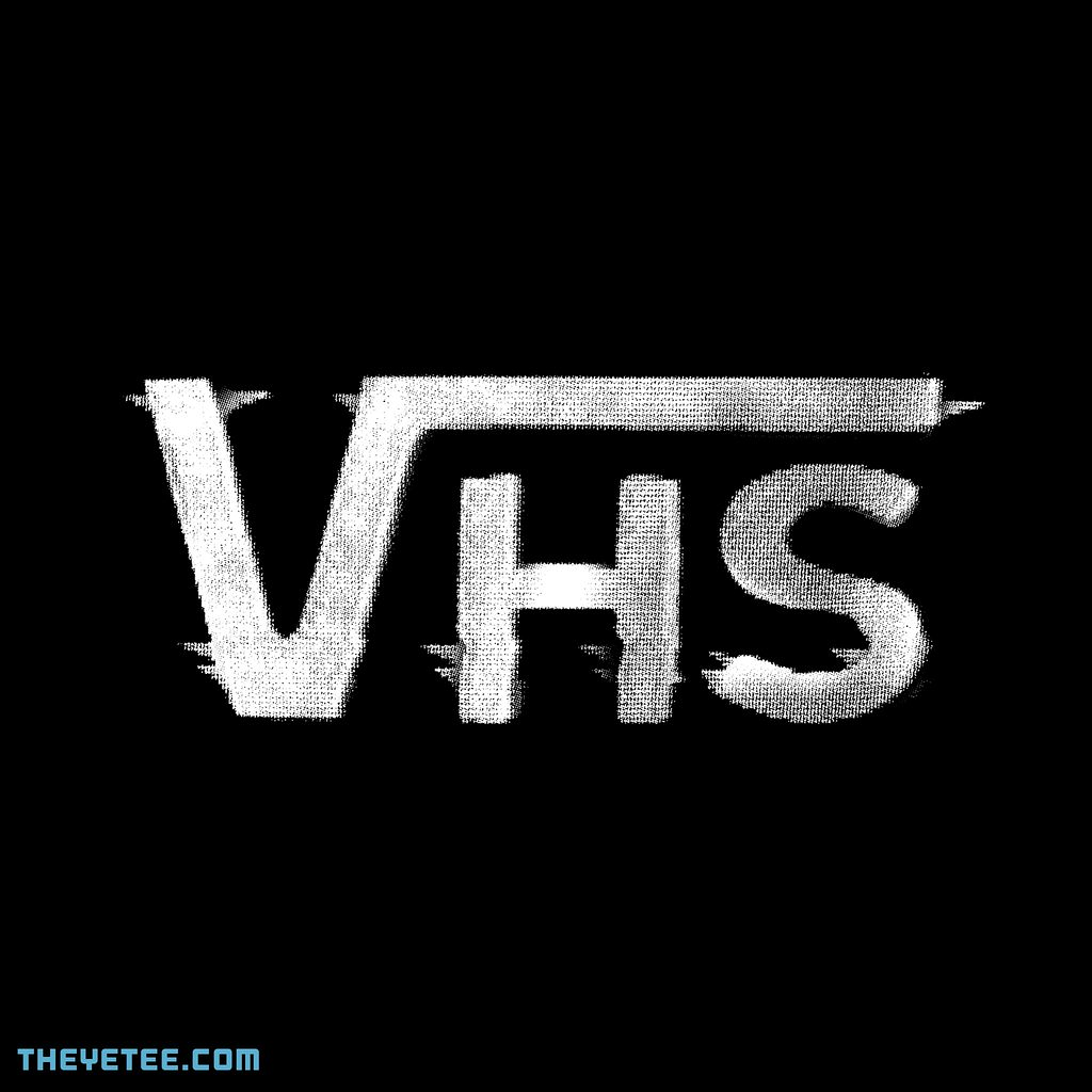 The Yetee: VHS - OFF THE WALL