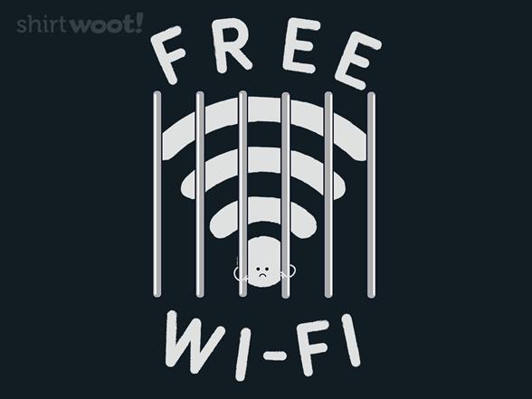 Woot!: Free Wi-Fi - $8.00 + $5 standard shipping