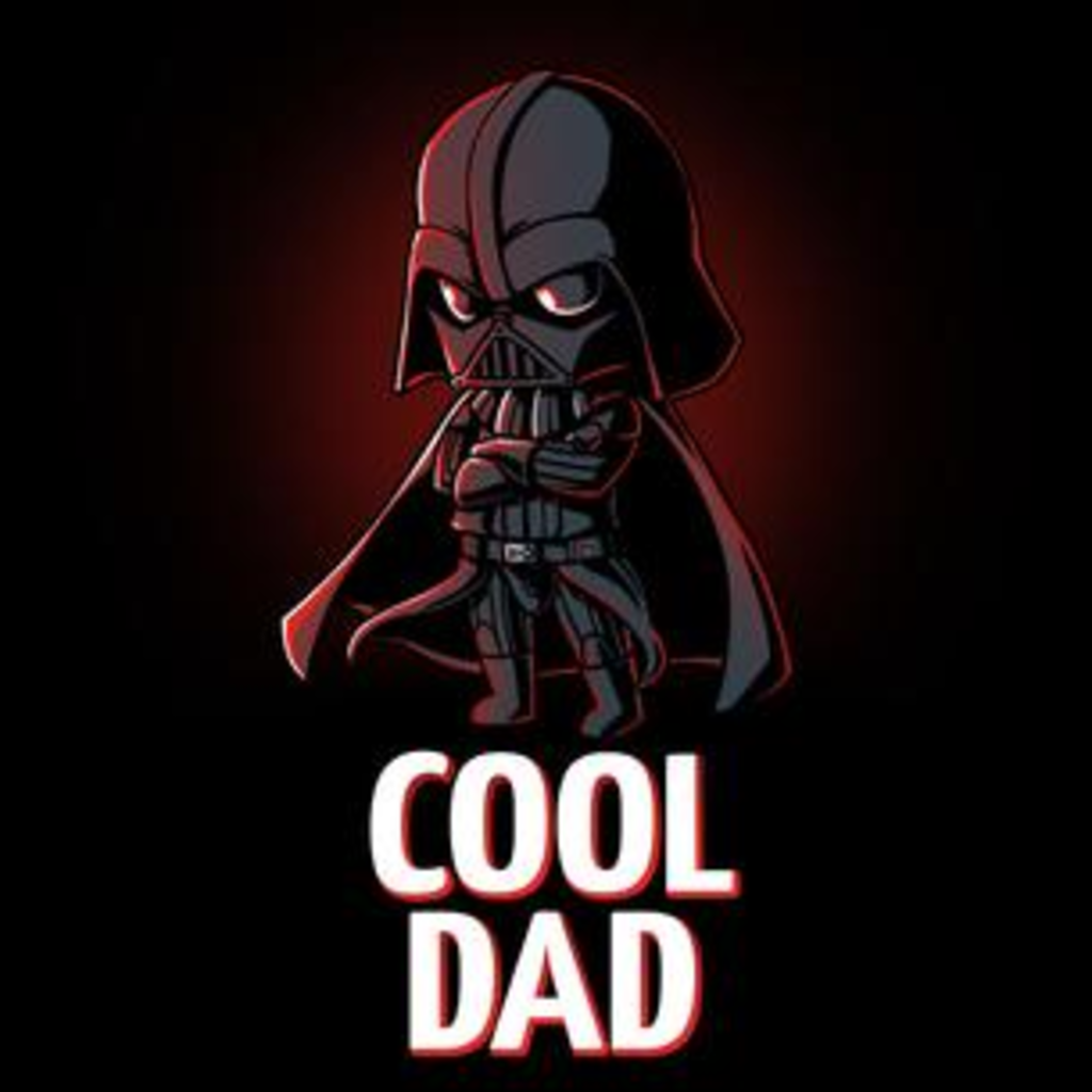 TeeTurtle: Cool Dad