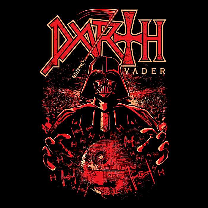 Once Upon a Tee: Sith of Darkness