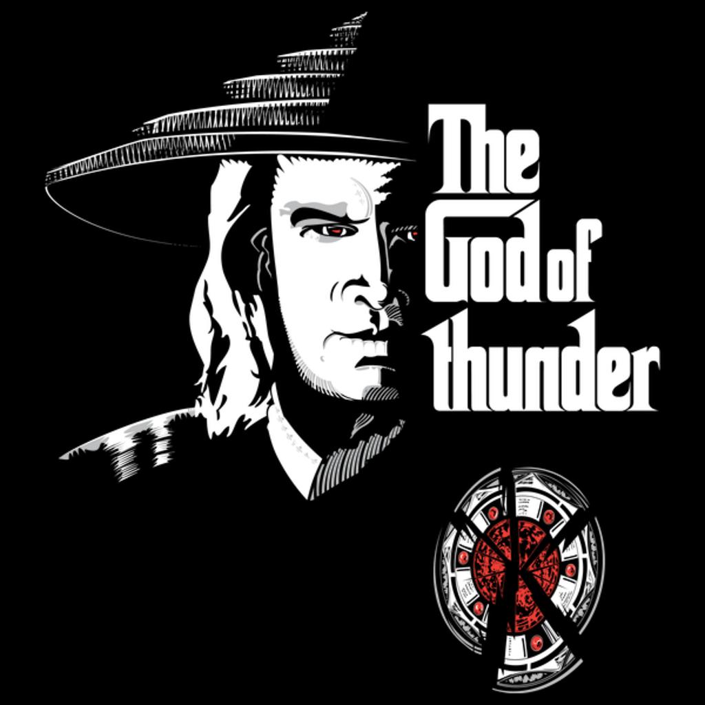 NeatoShop: The God of Thunder