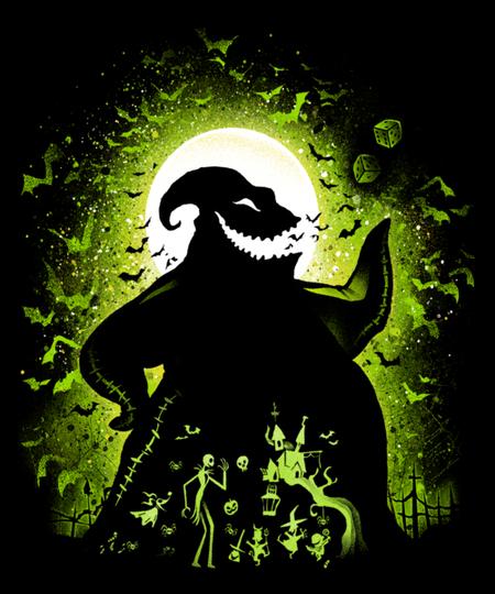 Qwertee: Shadow on the Moon