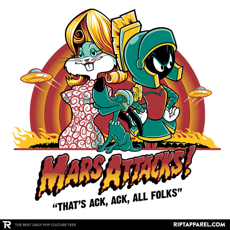 Ript: Mars Attacks!