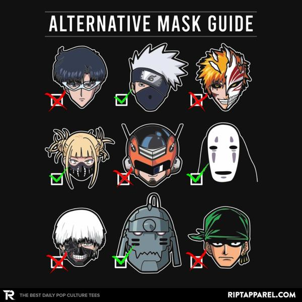 Ript: The Alternative Mask Guide